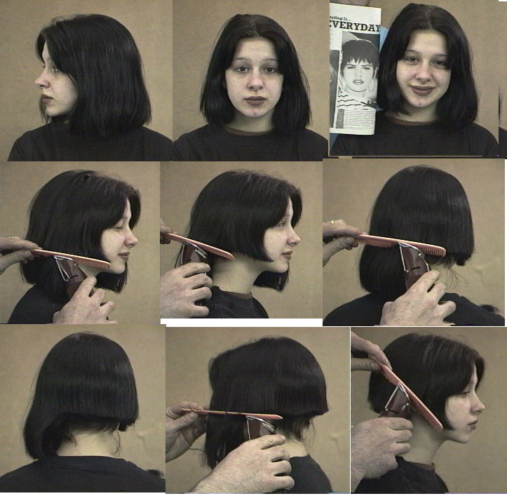 The Bob Haircut Pages Makeovers